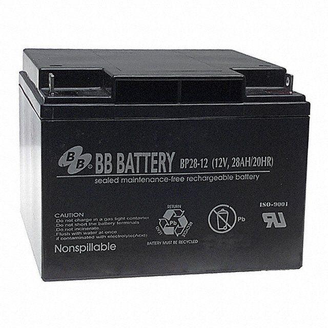 Аккумуляторная батарея B.B.Battery BP 28-12