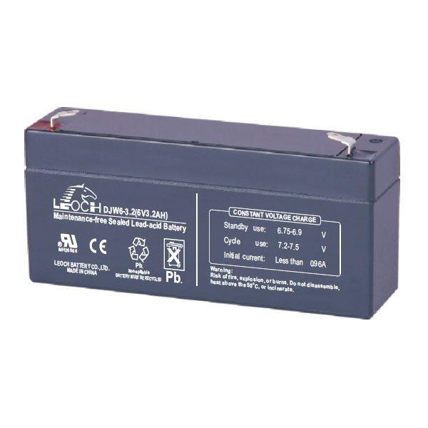 Аккумуляторная батарея Leoch Battery DJW 6-3.2