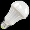 Светодиодная (LED) диммируемая лампа X-flash Bulb E27 BCD P 9W(9вт), желтый свет 3000K, 220V (46232)
