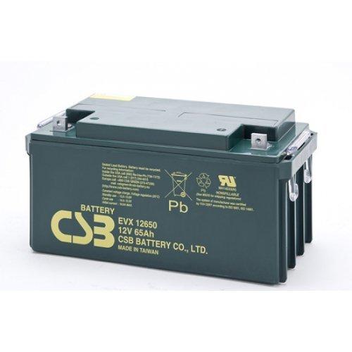 Аккумуляторная батарея CSB EVX 12650