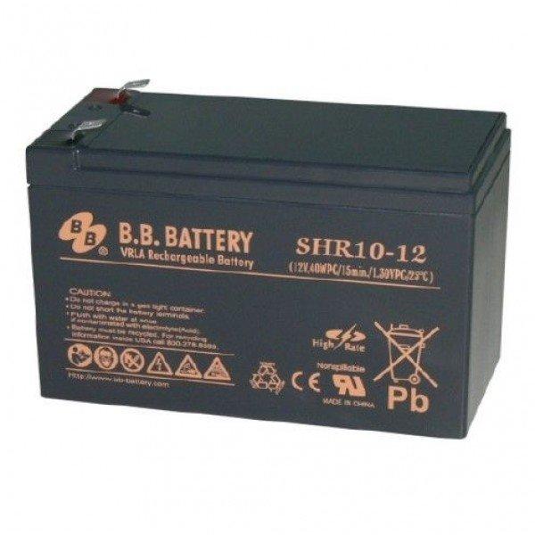 Аккумуляторная батарея B.B.Battery SHR 10-12