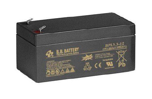 Аккумуляторная батарея B.B.Battery BPL 3,3-12