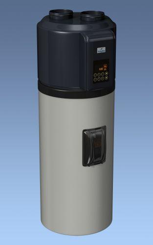 Бойлер Hajdu HB 300 c тепловым насосом