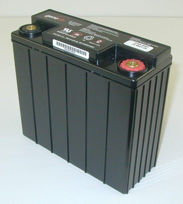 Аккумуляторная батарея EnerSys Genesis EP G 16EP