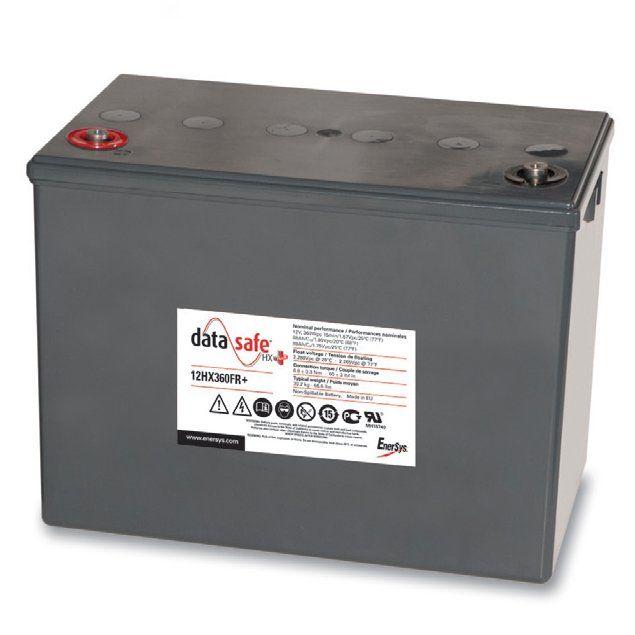 Аккумуляторная батарея EnerSys DataSafe 12HX360FR+