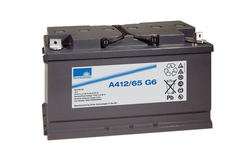 Аккумуляторная батарея SONNENSCHEIN A 412/65.0 G6