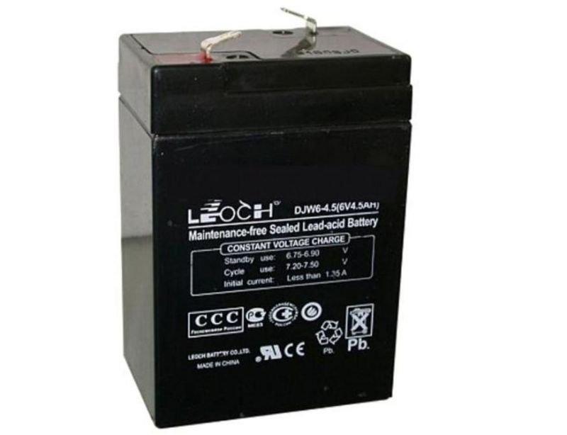 Аккумуляторная батарея Leoch Battery DJW 6-4.5