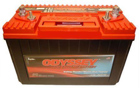 Аккумуляторная батарея EnerSys Odyssey 31M-PC2150