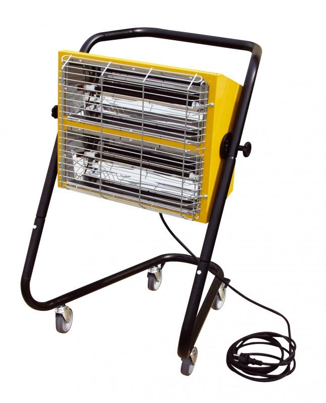 Инфракрасный электрический обогреватель MASTER HALL 3000