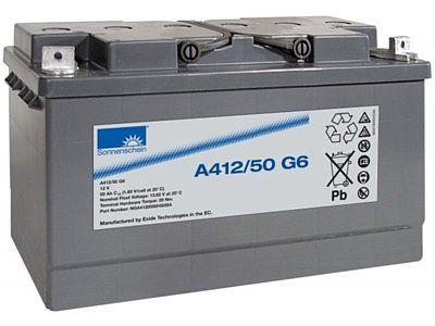 Аккумуляторная батарея SONNENSCHEIN A 412/50.0 G6