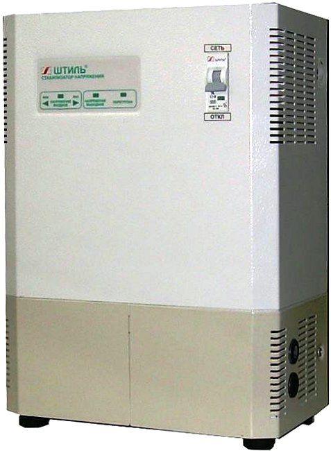 Однофазный стабилизатор напряжения ШТИЛЬ R 3000SP