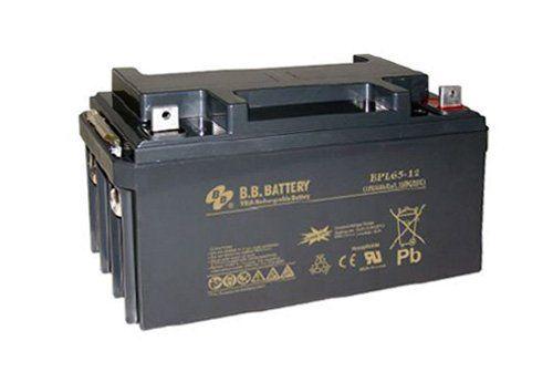 Аккумуляторная батарея B.B.Battery BPL 65-12