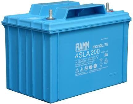 Аккумуляторная батарея FIAMM 4 SLA 200