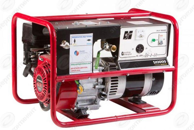 Газовый генератор REG SH3000(SE)