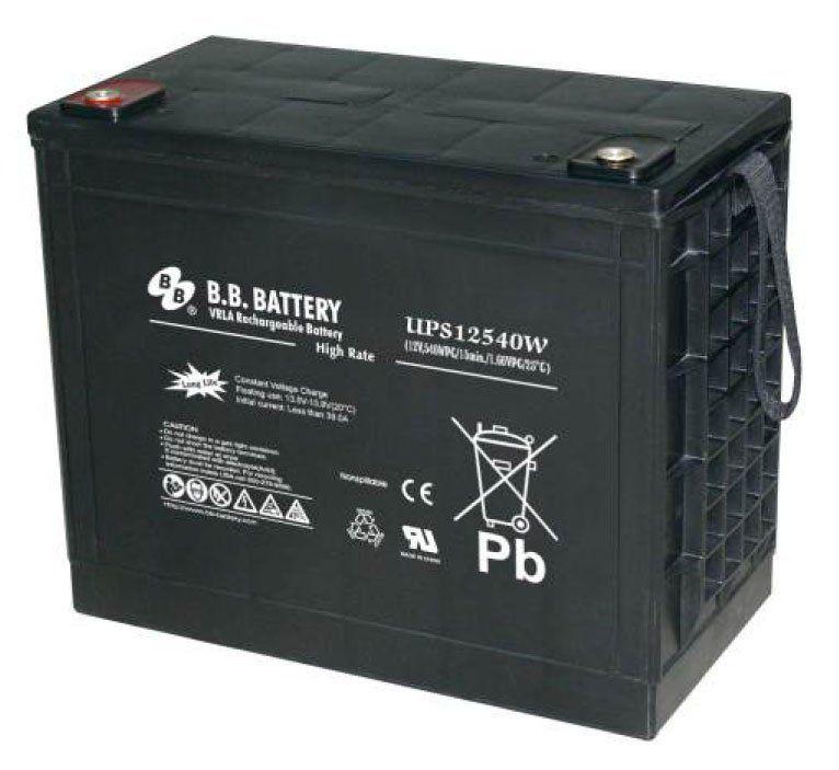 Аккумуляторная батарея B.B.Battery UPS 12540W