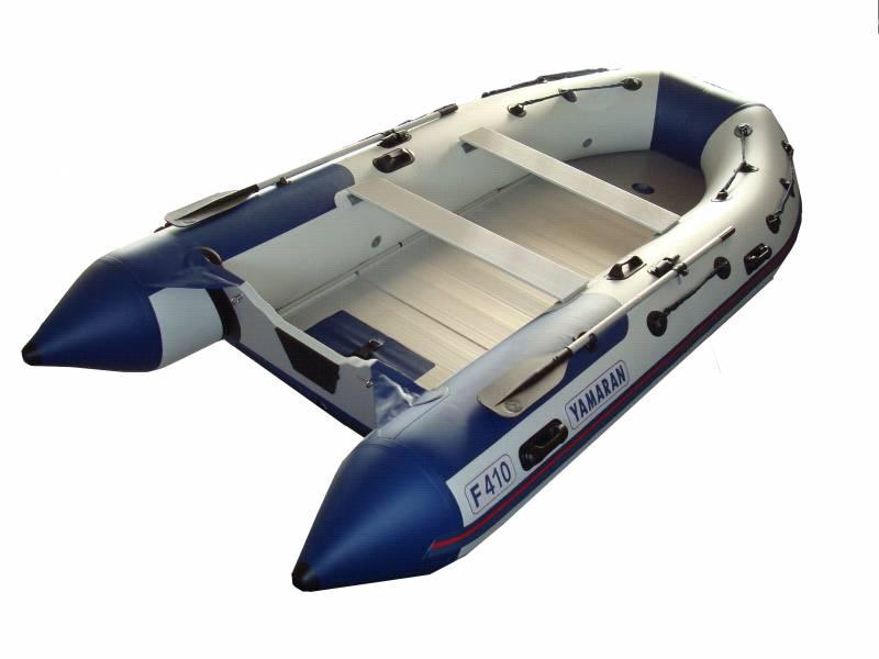Надувная лодка YAMARAN F410