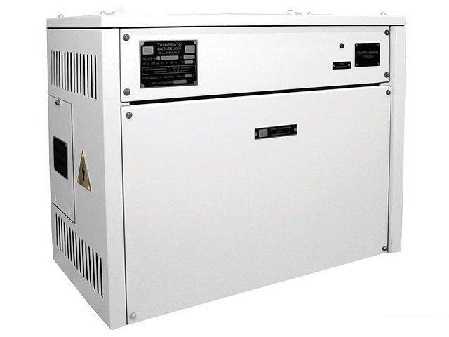 Трехфазный стабилизатор напряжения СТС-3-40-380-А-У3