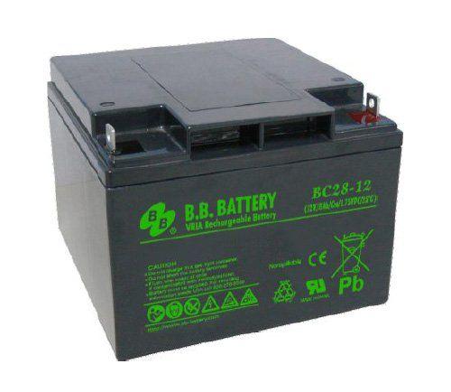 Аккумуляторная батарея B.B.Battery BC 28-12