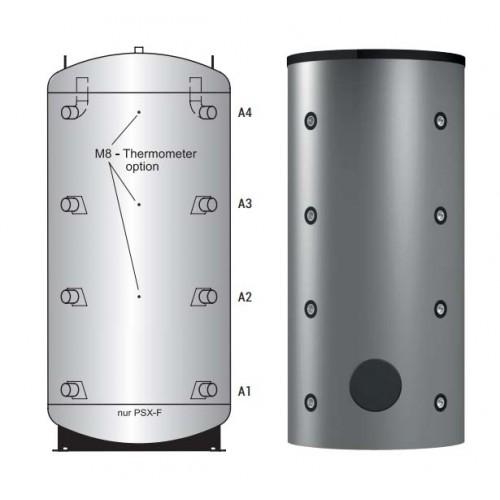 Буферная емкость Huch EnTEC PS-GWT ECO 1500