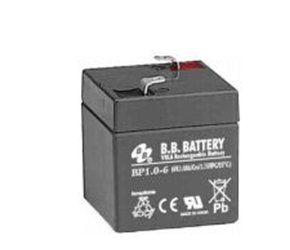 Аккумуляторная батарея B.B.Battery BP 1,0-6