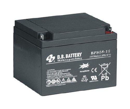 Аккумуляторная батарея B.B.Battery BPS 28-12D