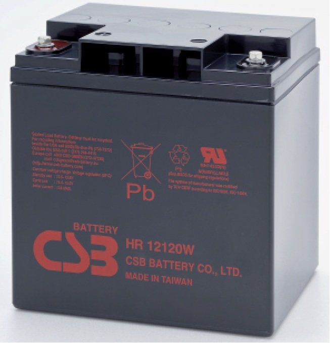 Аккумуляторная батерея CSB HR 12120 W