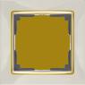 Werkel WL03-Frame-01-ivory-GD Слоновая кость / золото