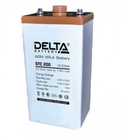Аккумуляторная батарея DELTA STC 150