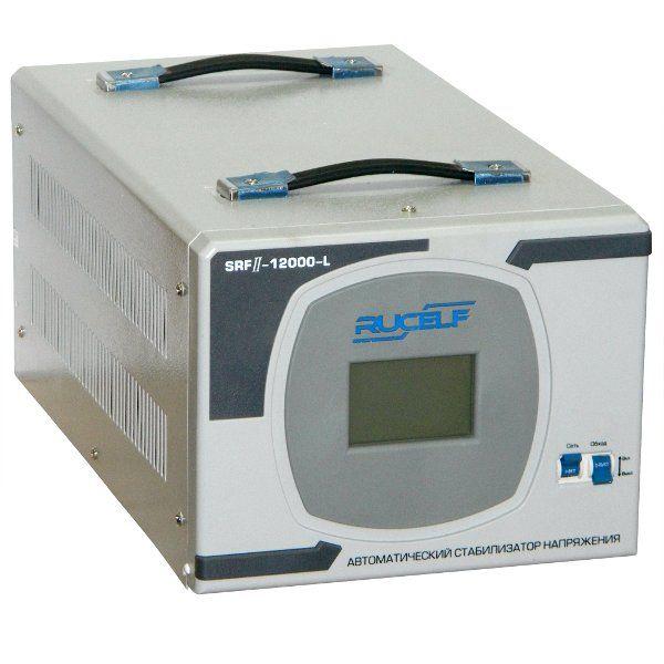 Стабилизатор напряжения RUCELF SRF.II-12000-L