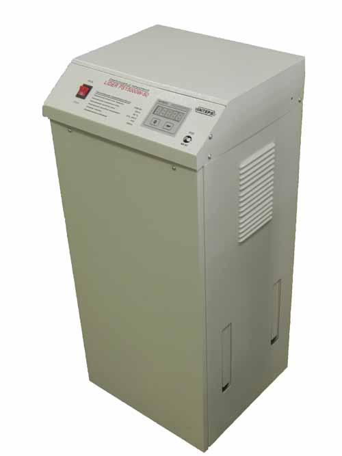 Однофазный стабилизатор напряжения LIDER PS 15000 W+50/-30