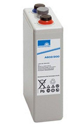 Аккумуляторная батарея SONNENSCHEIN 4 OPzV 200 (А602/200)