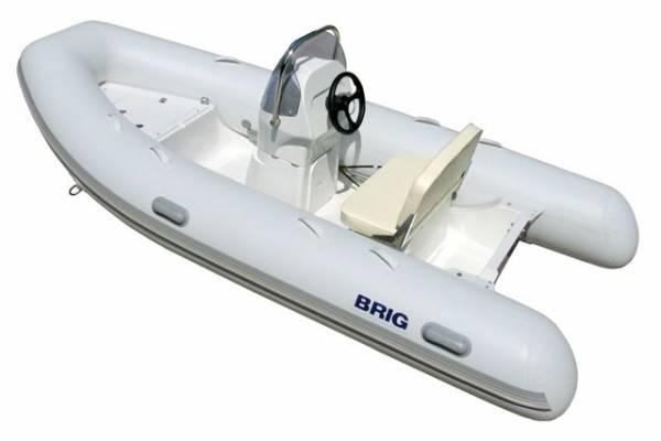 Лодка надувная BRIG F400L серия Falcon