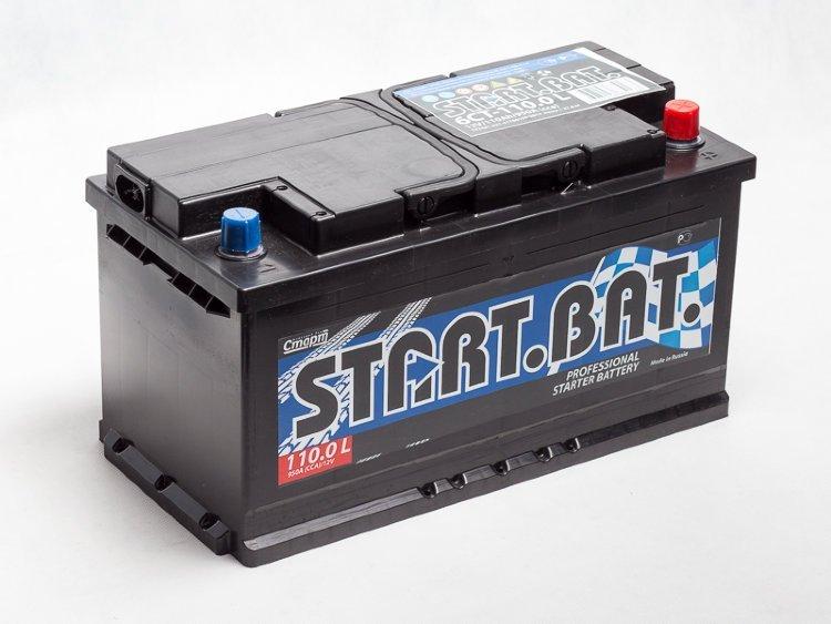 Аккумуляторная батарея START.Bat 100 п.п.