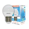 Светодиодная лампа BRAWEX SENSE шар 6Вт 4000К G45 Е27 2007A-G45S-6N