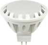 Светодиодная (LED) лампа X-Flash Spotlight MR16 GU5.3 6W(6вт),желтый свет 3000K,световой поток 350лм, 220V (43460)