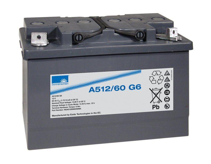 Аккумуляторная батарея SONNENSCHEIN A 512/60.0 G6