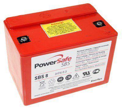 Аккумуляторная батарея EnerSys PowerSafe SBS 8