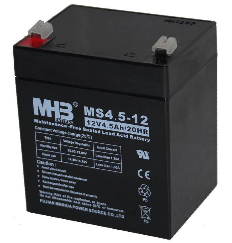 Аккумуляторная батарея MHB/MNB MS4.5-12