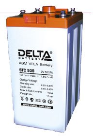 Аккумуляторная батарея DELTA STC 800