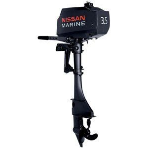 Лодочный мотор Nissan Marine NS 3.5 A2 1