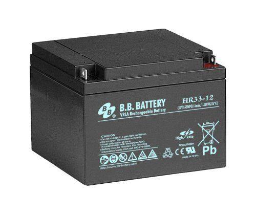 Аккумуляторная батарея B.B.Battery HR 33-12