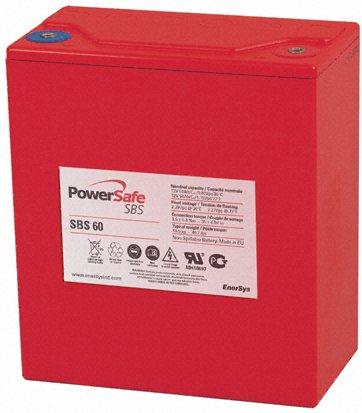 Аккумуляторная батарея EnerSys PowerSafe SBS 60