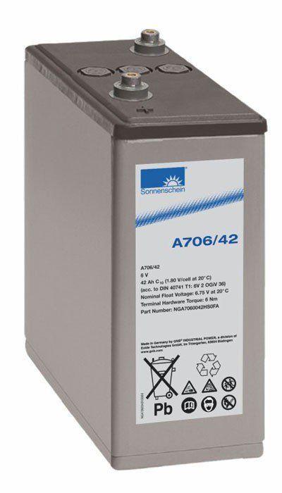 Аккумуляторная батарея SONNENSCHEIN A 706/42