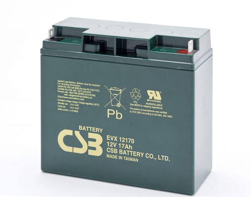 Аккумуляторная батарея CSB EVX 12170