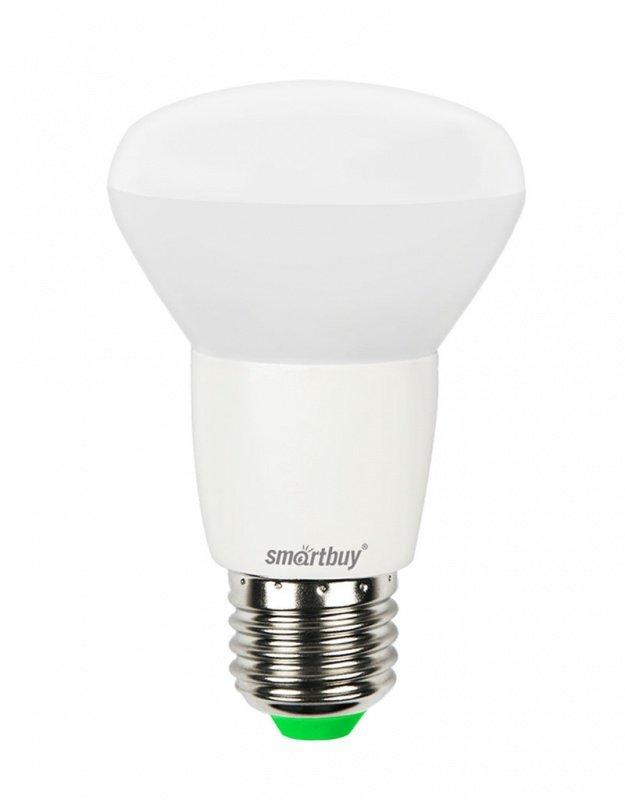 Светодиодная (LED) Лампа Smartbuy-R63-06W/4000/E27 (SBL-R63-06-40K-E27)