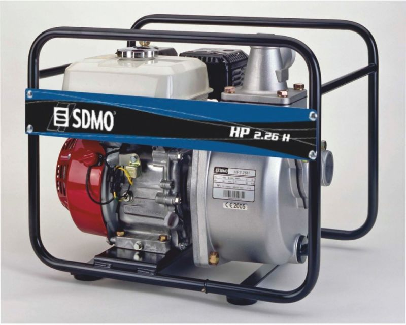Мотопомпа SDMO HP 2.26H