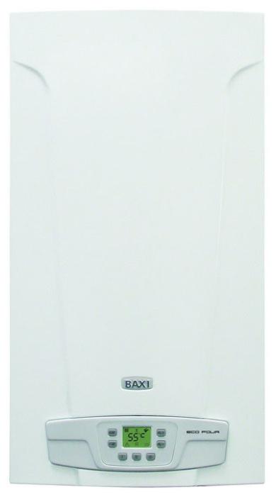 Настенный  газовый котёл BAXI ECO FOUR 1.24 F