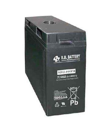 Аккумуляторная батарея B.B.Battery MSU 800-2FR