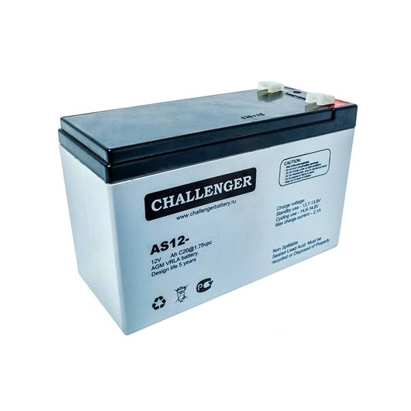 Аккумуляторная батарея Challenger AS12-20