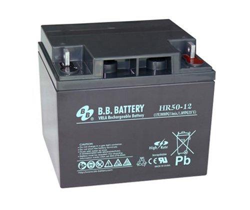 Аккумуляторная батарея B.B.Battery HR 50-12